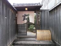 奈良の名店で絶品蕎麦を味わう