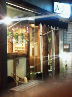 昔スキーに行った時の宿舎を思い出させる蕎麦屋