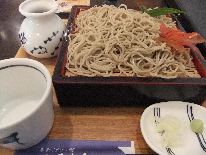 日本料理と融合!蕎麦和食のお店