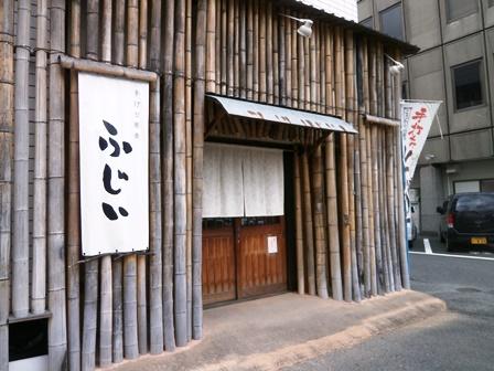 古都、奈良で蕎麦を楽しむ