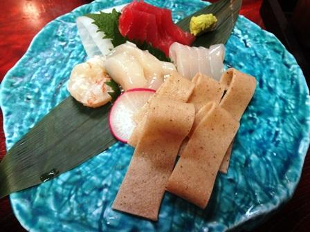 祖谷蕎麦を食べました