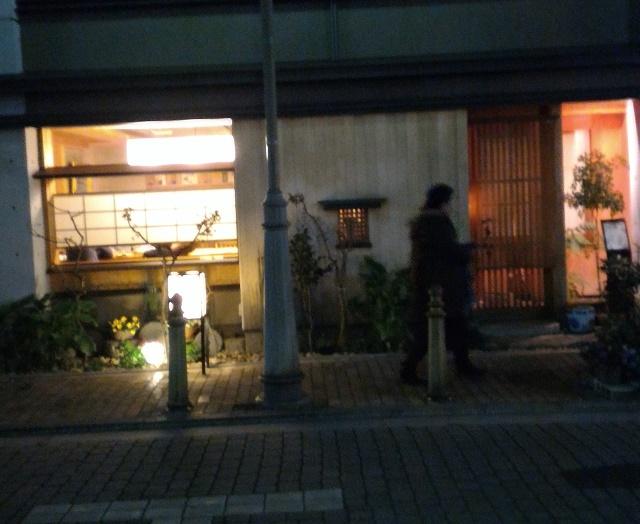 2014ミシュランガイド掲載の蕎麦屋さん 「一東庵」(北区)