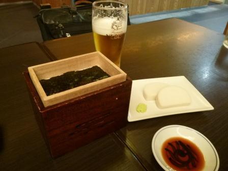 名店のお蕎麦とおつまみで幸せなひと時を 「神田やぶそば」(千代田区)