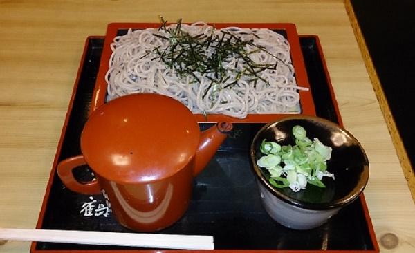 大鶴(京都府) 何度も食べたくなる蕎麦