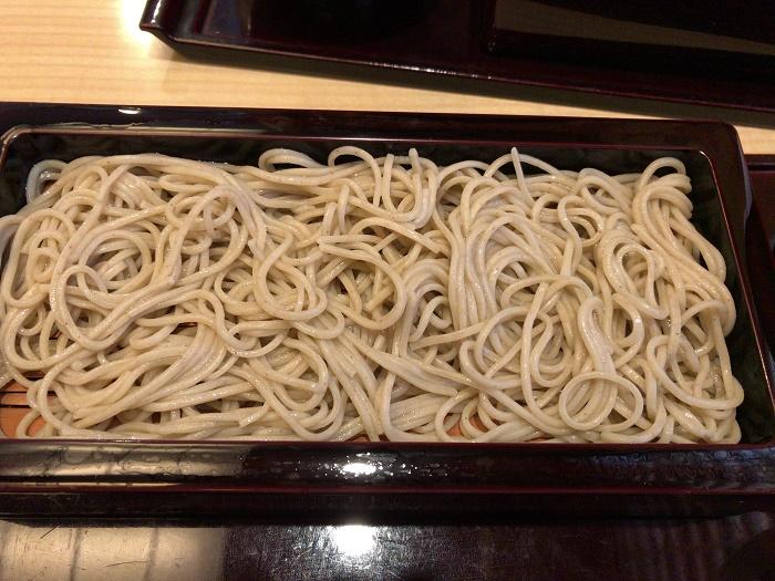 地域密着の老舗の蕎麦 「幸町満留賀」(川崎市)
