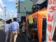 日本一早い新そば祭りをレポート