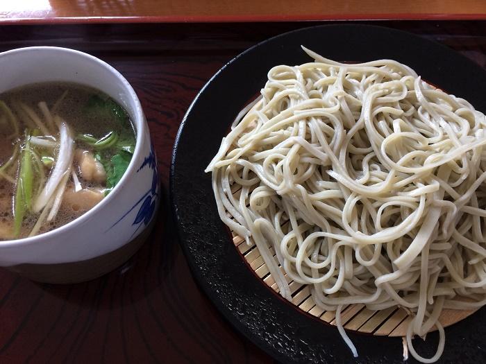 自然の中で味わう贅沢なお蕎麦「蓬」(よもぎ)(神楽町)