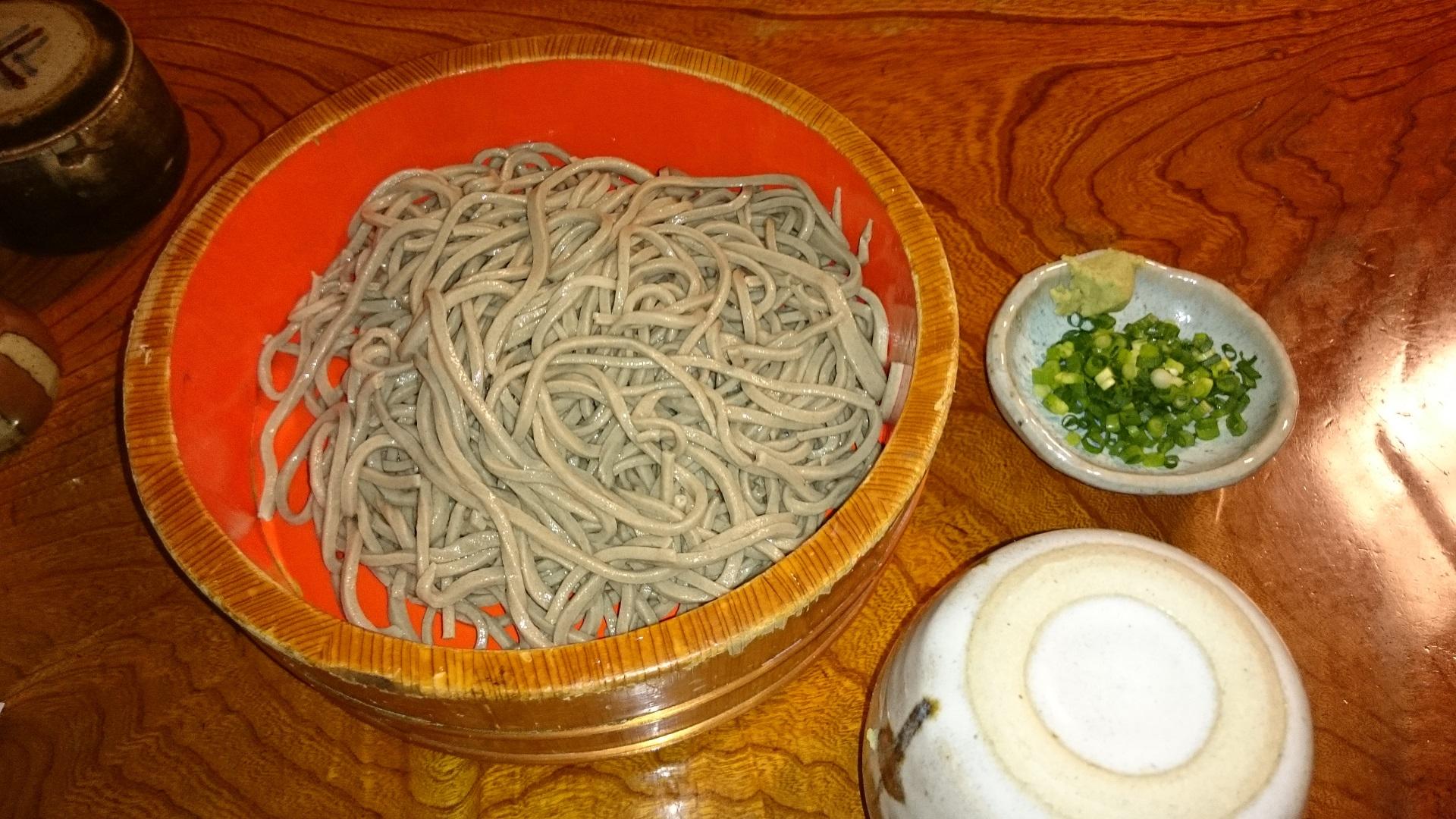 昭和初期の日本にタイムスリップ「手打ちそば 一茶庵」(市川市)