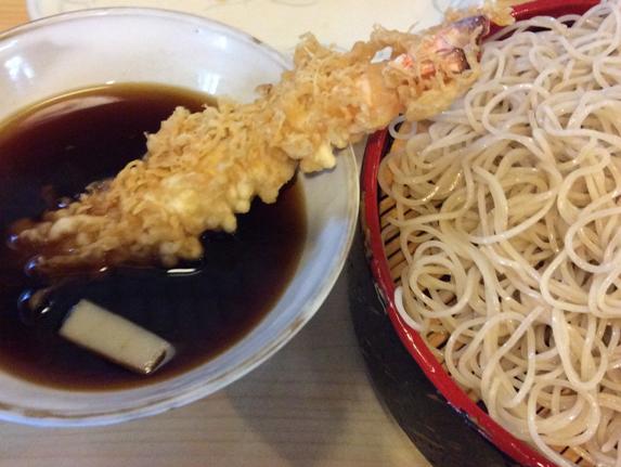 横浜下町で元祖つけ天を食す