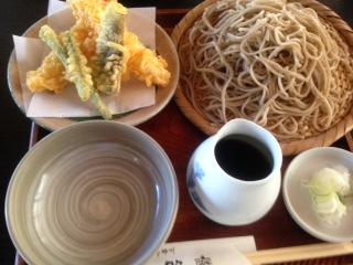 ゆったり流れる時間のなか食すこだわりの生粉打ち蕎麦 「手打蕎麦相州 昭庵」(大磯町)