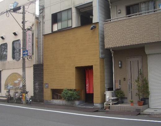 手打ち蕎麦 「手打ち蕎麦たがた」(静岡市)