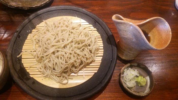 落ち着いた雰囲気で食する蕎麦「そば切り 粋人」(すいと)(東大阪市)