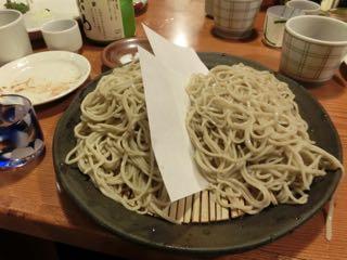 利き酒ならぬ「利き蕎麦」も愉しめる 「吉祥寺中清」(武蔵野市)