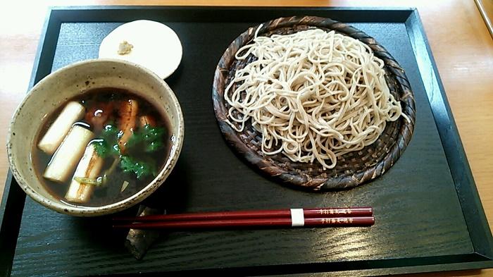 通な9割鴨せいろ蕎麦 「無策坊 逸香(いっか)」(東金市)