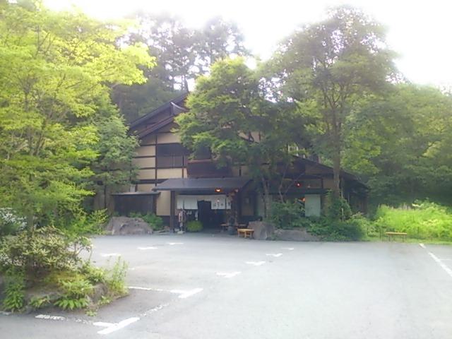 信州戸隠 こだわりの蕎麦 「そばの実」(長野市)