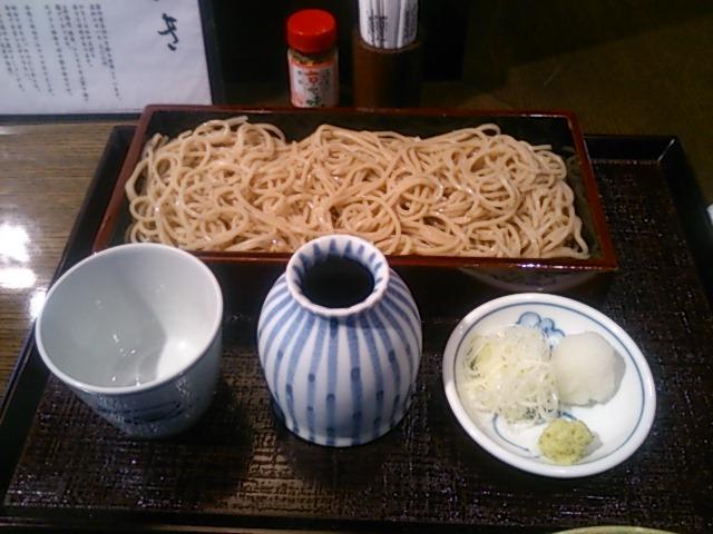 一茶庵の系譜を継ぐ店 「そば竹野」(新潟市)