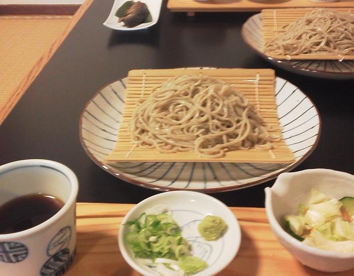 昭和初期の雰囲気で蕎麦を堪能 「そば琳」(山形市)