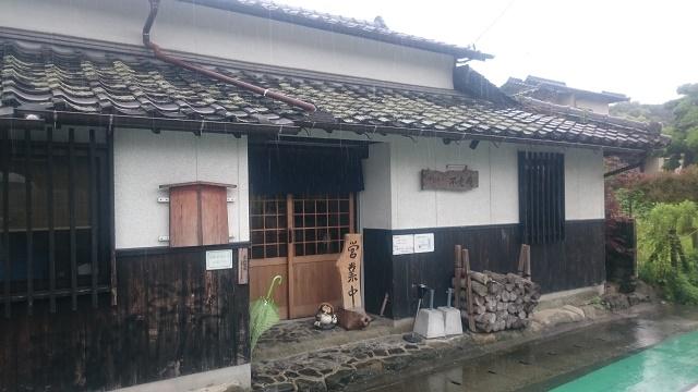 つなぎ粉なしの10割そば 「不老庵」(福岡市)