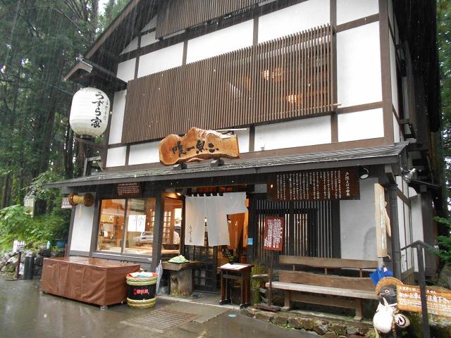 戸隠そばの人気店 「うずら屋」(長野市)