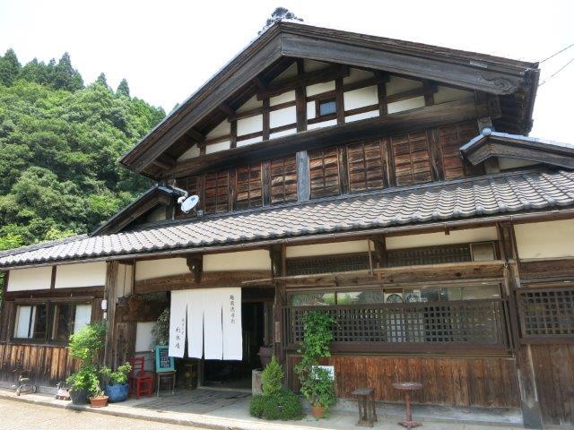 古民家で味わう昔ながらの福井のそば 「朝倉の里 利休庵」(福井市)