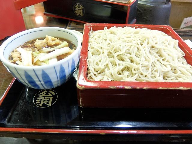 上野で見つけたレトロなお店 「翁庵」(東上野)