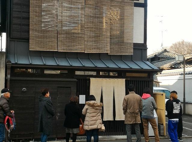 京都のミシュランの蕎麦屋さん 「蕎麦屋 にこら」(京都市)