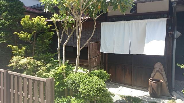 蕎麦と精進料理 「恵風」(宇都宮市)