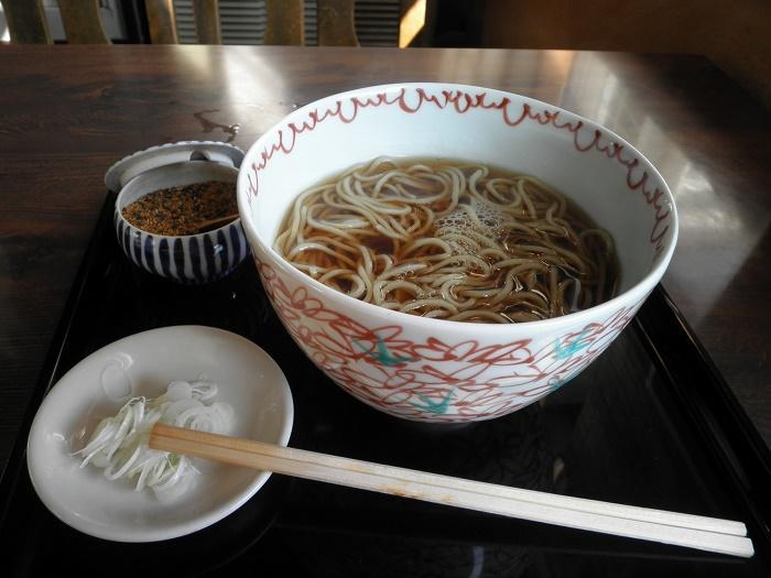 藪蕎麦の雰囲気が楽しめる蕎麦店 「流山藪蕎麦」(流山市)