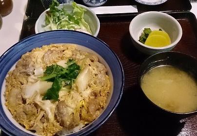 幹線道路のお蕎麦屋さん 「長寿庵」(茅ヶ崎市)