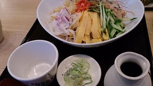 夏の涼です 「ひらつか 板そば・膳 蕎香」(平塚市)