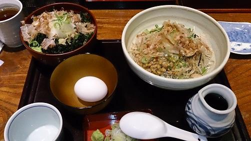 きりっとした蕎麦「利休庵」(熱海市)
