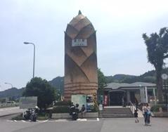 山梨県第1号の道の駅で食べる手打ち蕎麦 「道の駅とみざわ」(南部町)