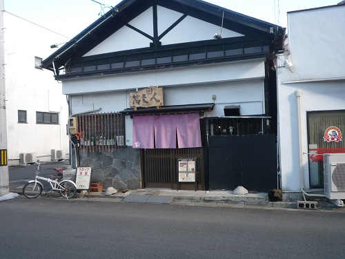 福島の「蕎麦人」は、三たて蕎麦