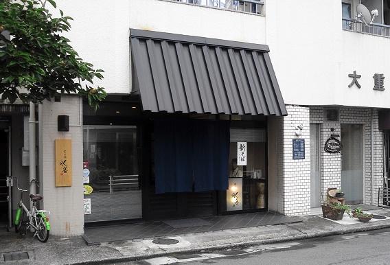 岡山駅に近い本格的な蕎麦屋 「そば処水谷」(岡山市)