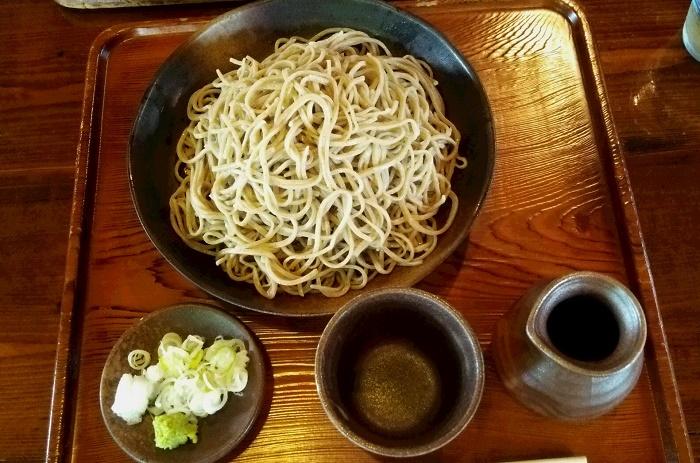 お洒落な蕎麦屋さん 「蕎花」(鹿沼市)