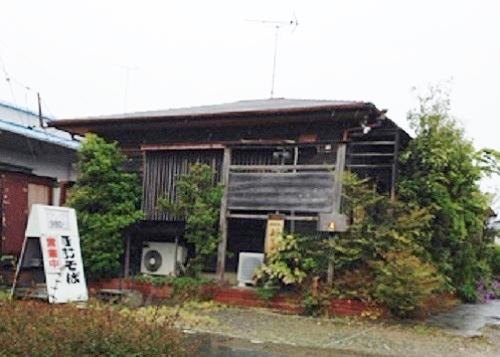 隠れ家的手打ちそばのお店「七里」(浜松市)