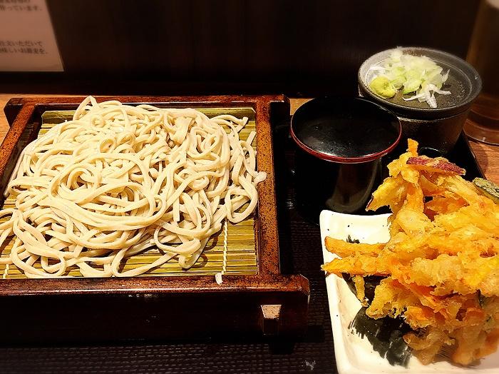 石臼挽き十割蕎麦が驚きの値段 「生冷麦・石臼挽き十割蕎麦 さ竹」(恵比寿)