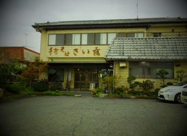 新蕎麦を味わう 「さい藤」(佐野市)