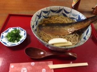 石臼挽き自家製粉のお店 「松喜庵」(箕面市)