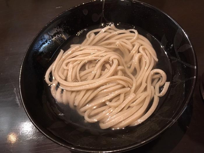 ピリリ刺激的な越前おろし蕎麦 「御清水庵 宮川」(台東区)