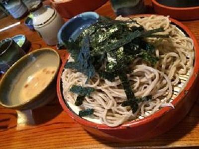 六文銭の真田そば 「刀屋」(上田市)